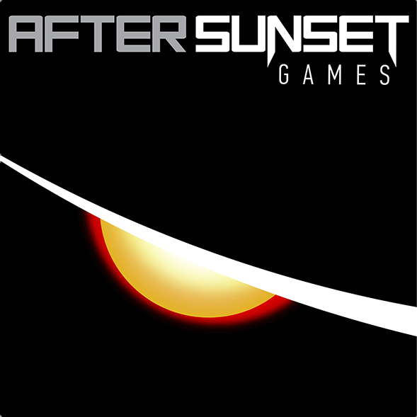 After Sunset Logo